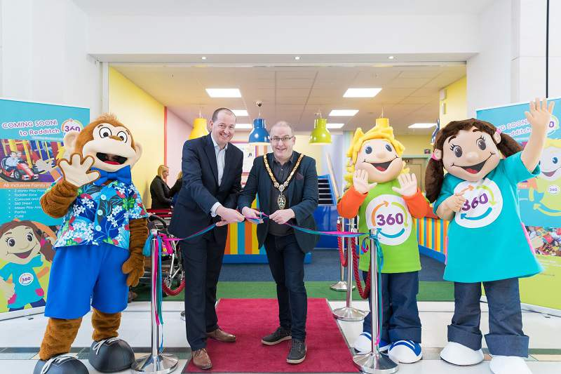 Fun for All as DP Leisure Drives Ahead with Fifth 360 Play Centre