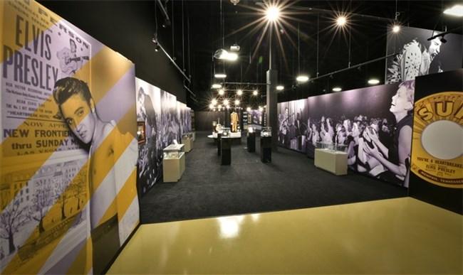 $45m 'Elvis Presley's Memphis' Entertainment and Retail Complex Opens at Graceland