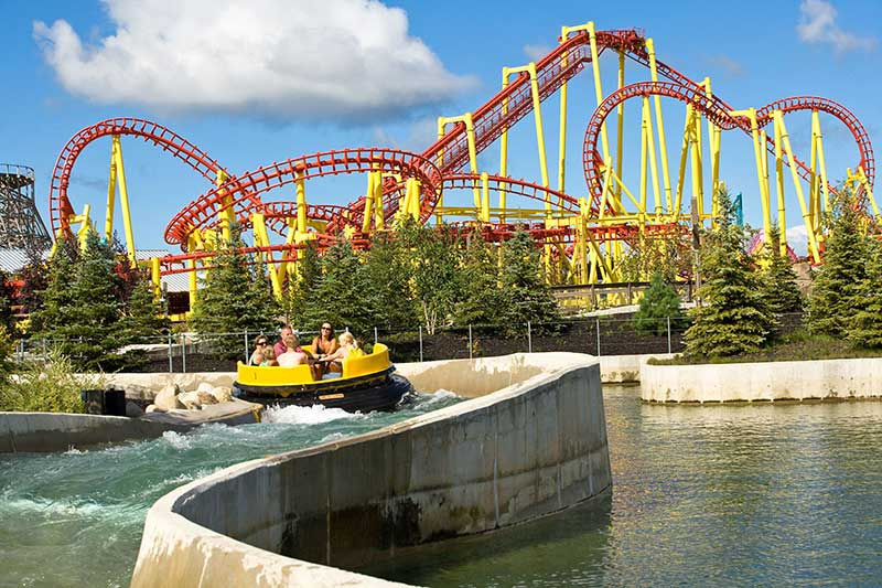 Michigan's Adventure grand rapids
