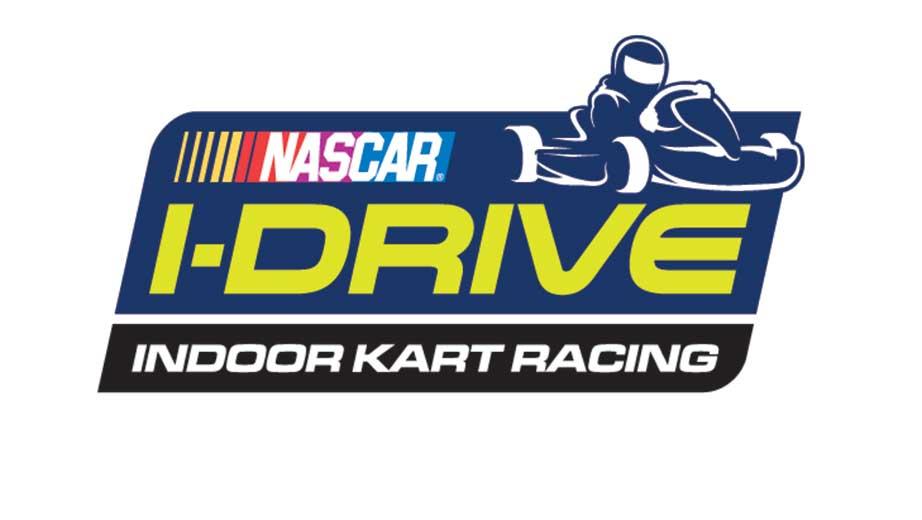 I-Drive NASCAR logo blooloop