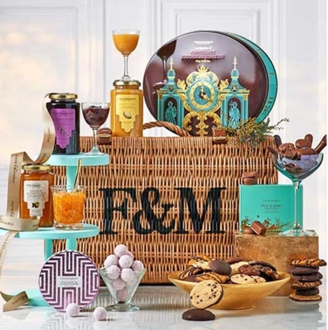 Check Out Imagineear's New Website and Win a Fortnum's Hamper