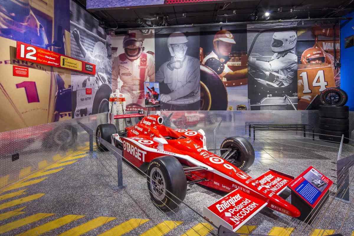 Racing Stars Celebrate Opening of JRA-Designed Motorsports Hall of Fame of America