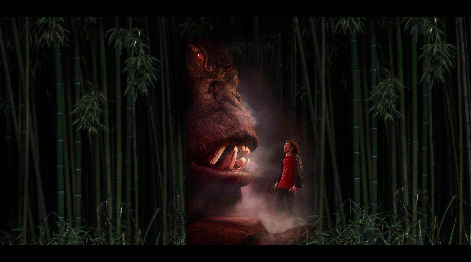 Kong Skull Islands Madame Tussauds