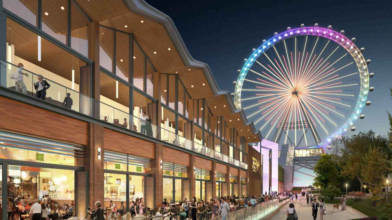 Moscow Aims to Top the London Eye with Europe's Tallest Ferris Wheel