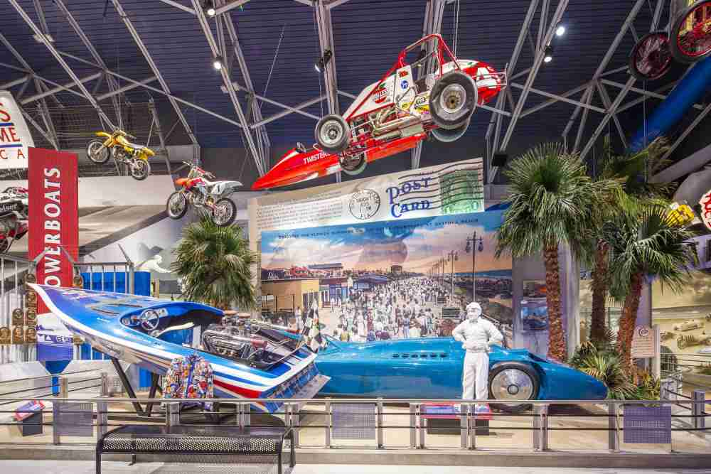 'Heroes of Horsepower' Celebrate Opening of JRA-Designed Motorsports Hall of Fame of America