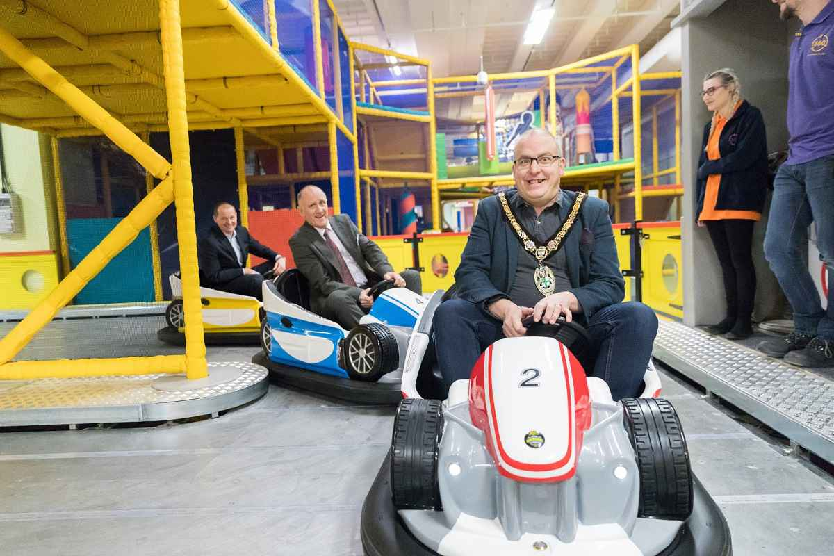 Fun for All at DP Leisure's Fifth 360 Play Centre