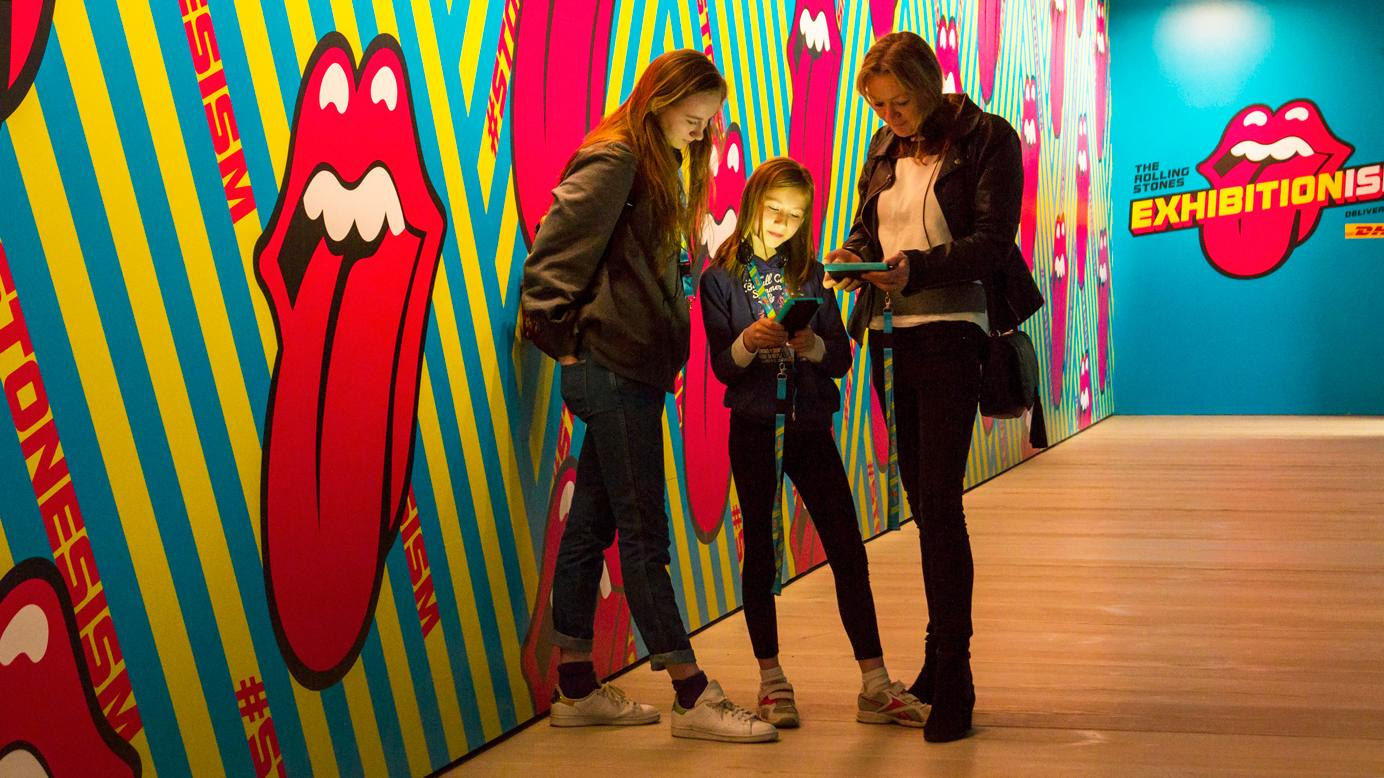 Imagineear Rolling Stones Exhibitionism