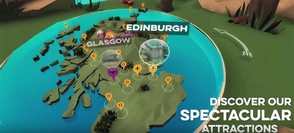 VisitScotland's New £1 Million ScotlandVR App | blooloop