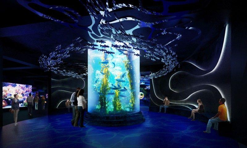 jakarta aquarium swirltank