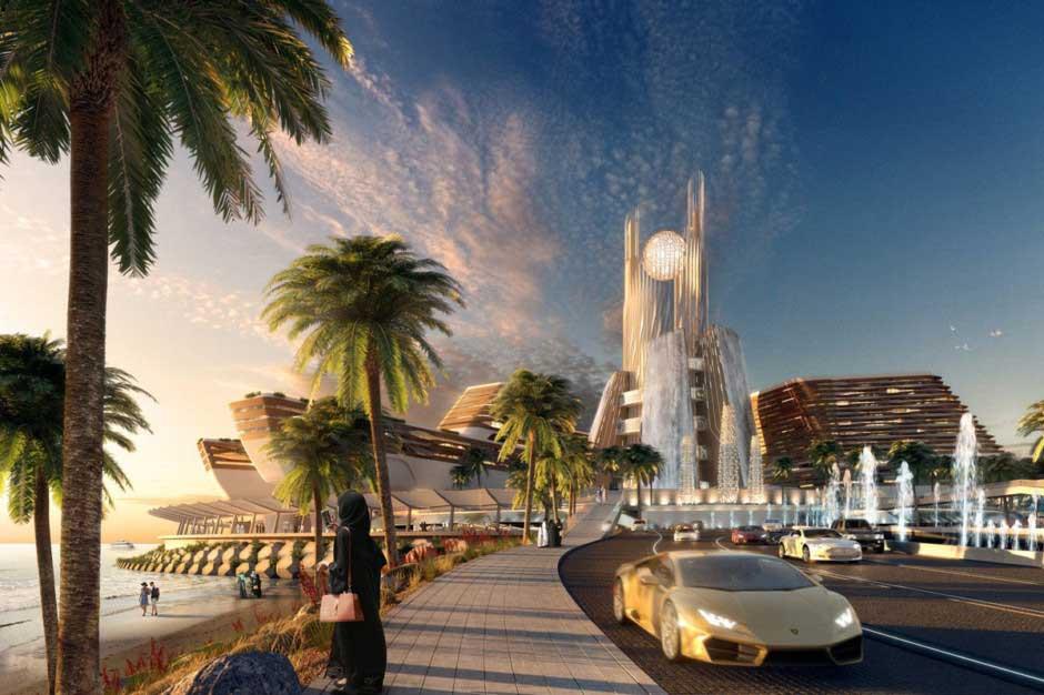 jumeirah mgm resort dubai
