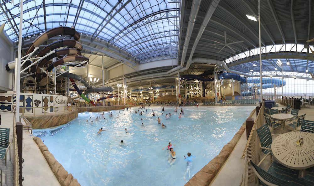 kalahari water park poconos mountains proslide