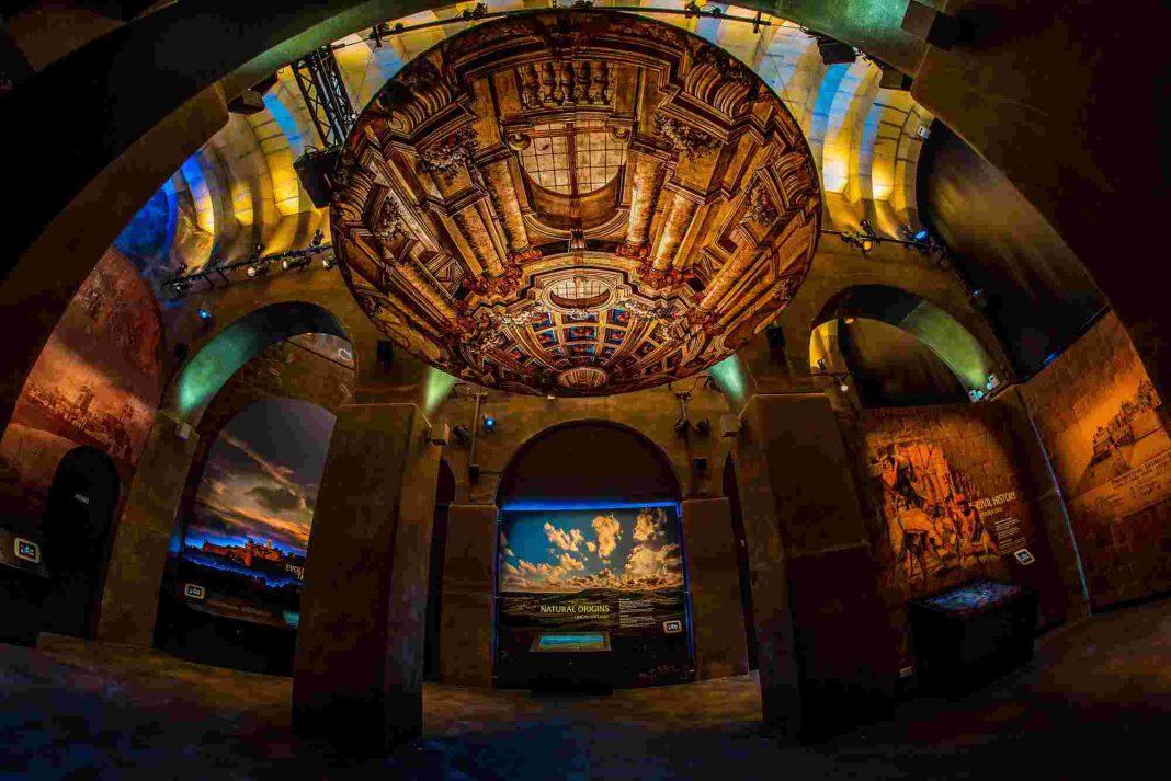 Sarner Creates Interactive Multimedia Visitor Centre and Show at Gozo's Historic Cittadella