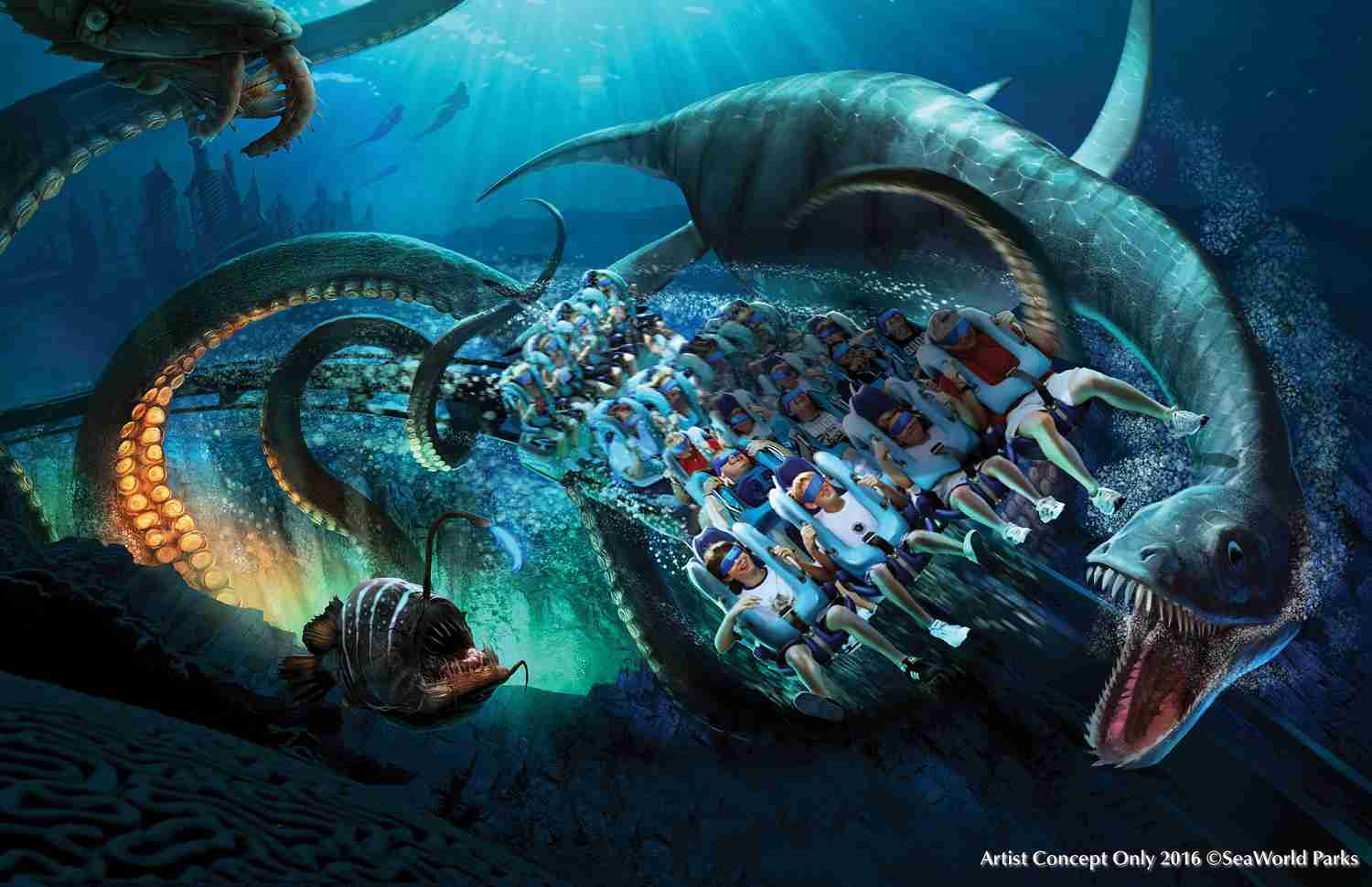 Seaworld Entertainment Incorporated (NYSE:SEAS) Stock Is Shorted Less