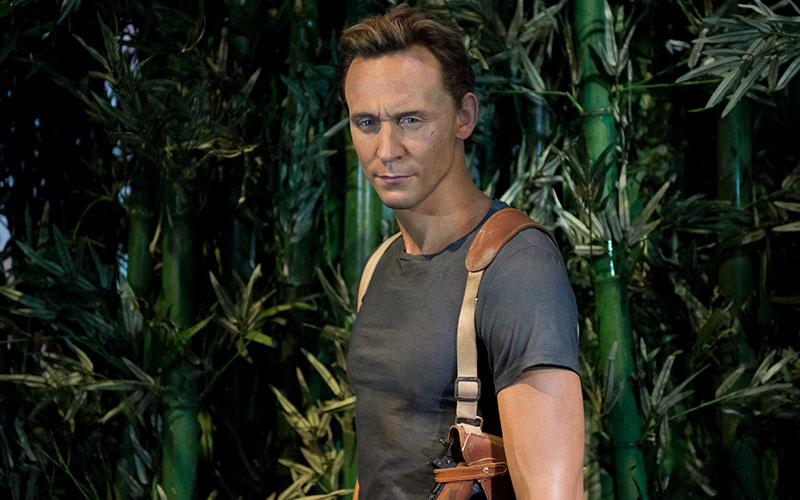 Madame Tussauds New York and London Unleash Kong: Skull Island Experience