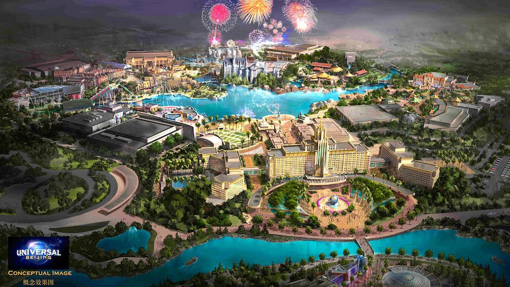 Ocean Park's Tom Mehrmann named President and General Manager for Universal Beijing Theme Park and Resort