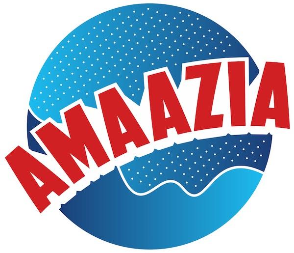 amaazia water park logo