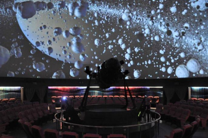 Christie 4K Boxer Projectors Shed Light on Deep Space at Bangkok Planetarium