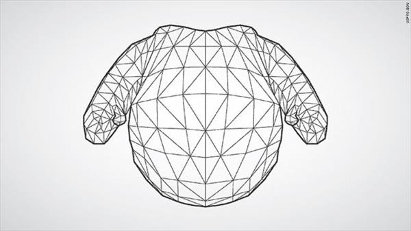 Disney robot character patent application Baymax