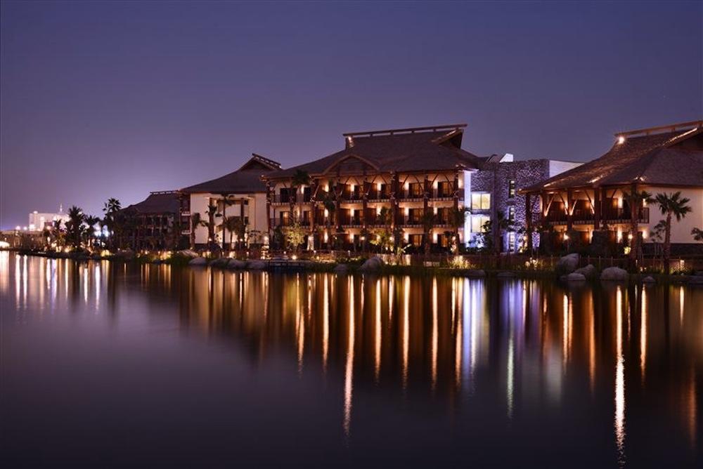 Dubai Parks Resorts Lapita Hotel