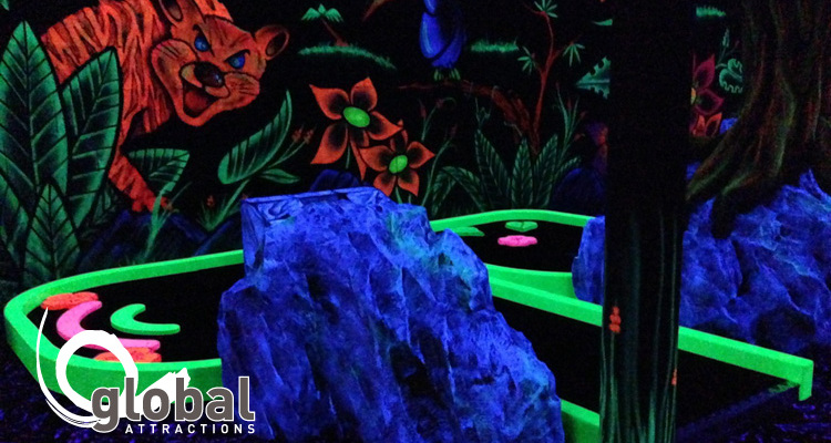 Indoor Golf Global Attractions