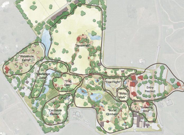 Hamilton Zoo Master Plan