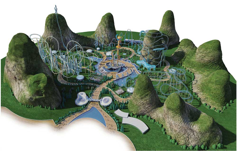 IDEATTACK Yangshuo Resorts World Adrenaline Adventure Park