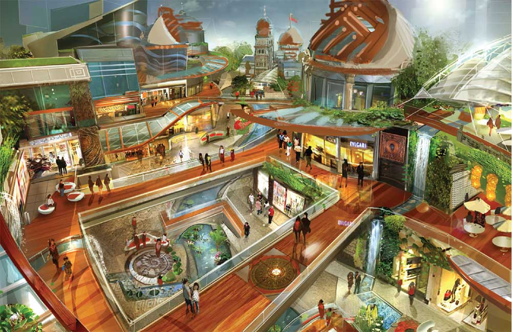 IDEATTACK Yangshuo Resorts World Lifestyle Center: Ecology