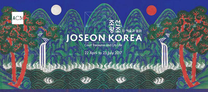 Blockbuster Korean treasures exhibition opens at Singapore's Asian Civilisations Museum