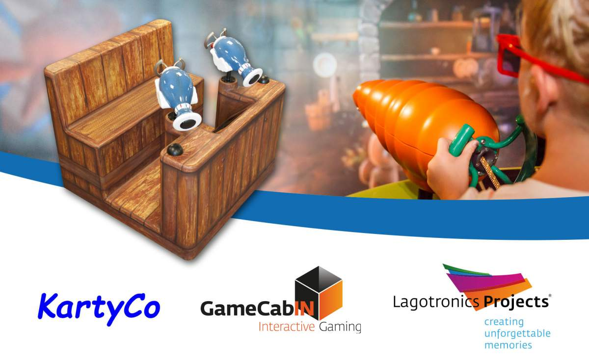 Lagotronics Projects partners Kartyco to 'storm French leisure market' with GamecabIN