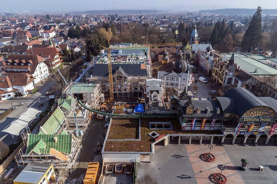 Europa-Park Voletarium Flying Theatre Kraftwerk