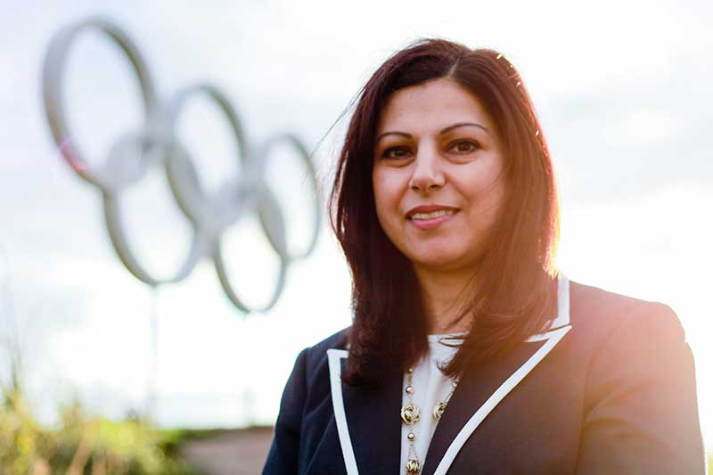 Vibrant Partnerships Kulvinder Sihota Olympic Bids