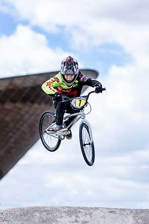 Vibrant Partnerships Lee Valley VeloPark BMX