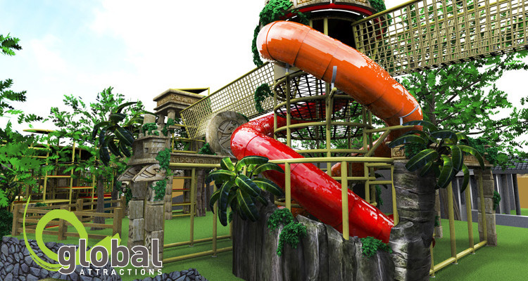 Outdoor Play Global Attractions