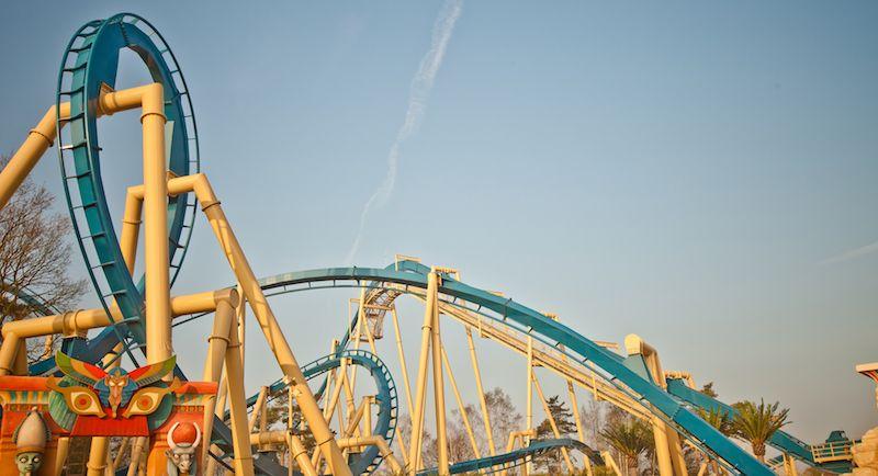 ozlris roller coaster parc asterix
