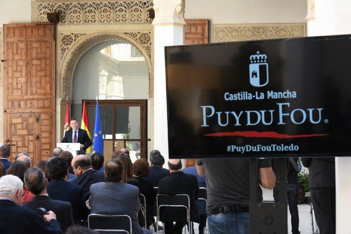 Puy du Fou Toledo Spain