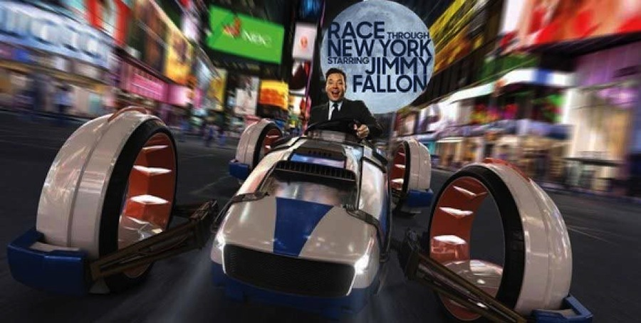 Ride Reservation Universal Orlando Jimmy Fallon