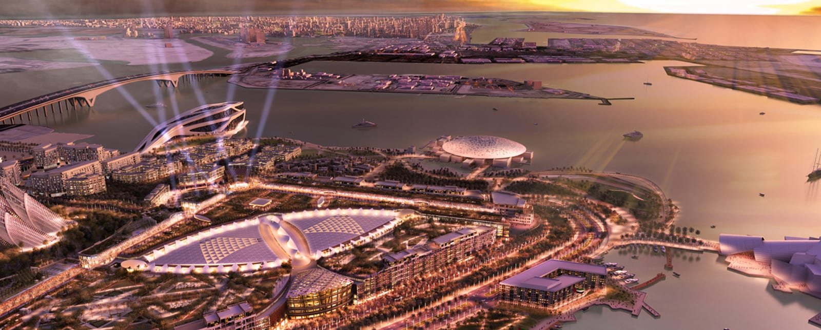 Hill International Wins Contract to Project Manage New Saadiyat Island Resort Development, Abu Dhabi