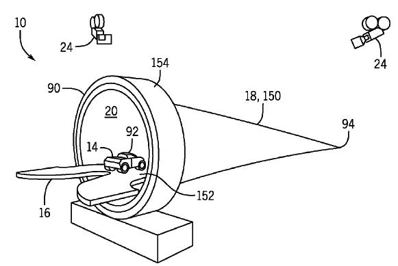 Universal Super Nintendo World Park Tunnel Patent Mario Kart