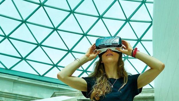 VR Museum British Museum