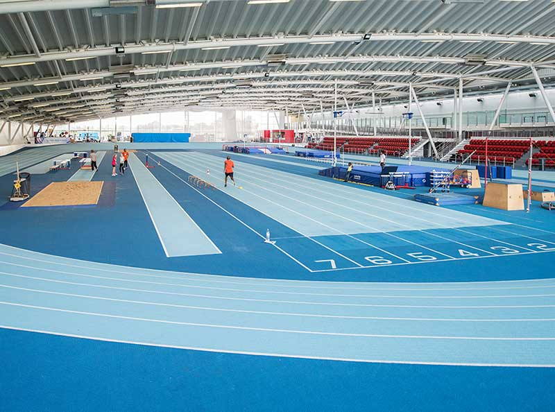 Vibrant Partnerships Lee Valley Athletics centre