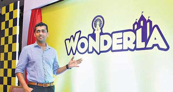 Wonderla new brand