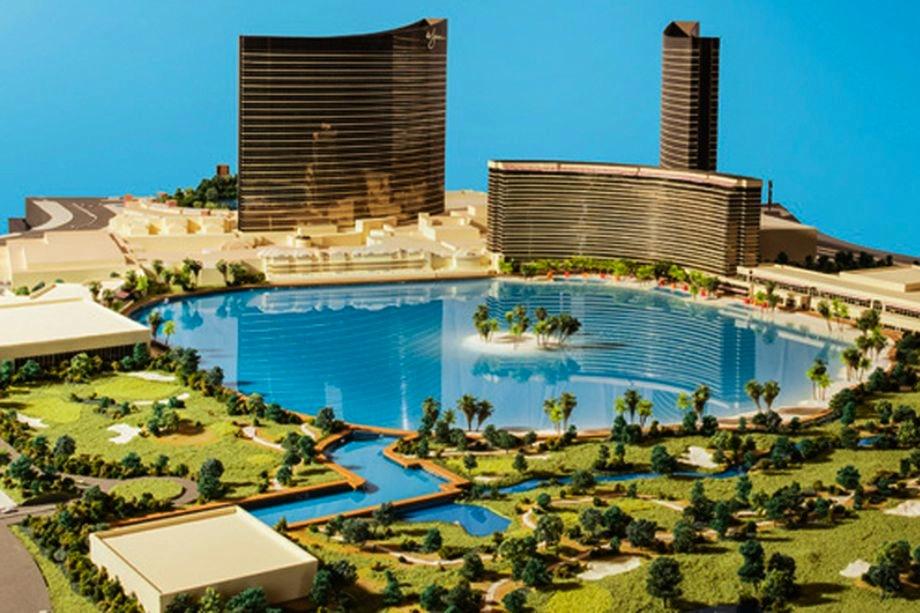 Wynn resorts move forwards with las vegas lagoon for Wynn design and development las vegas