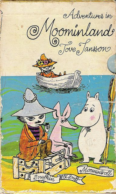 adventures in moominland book