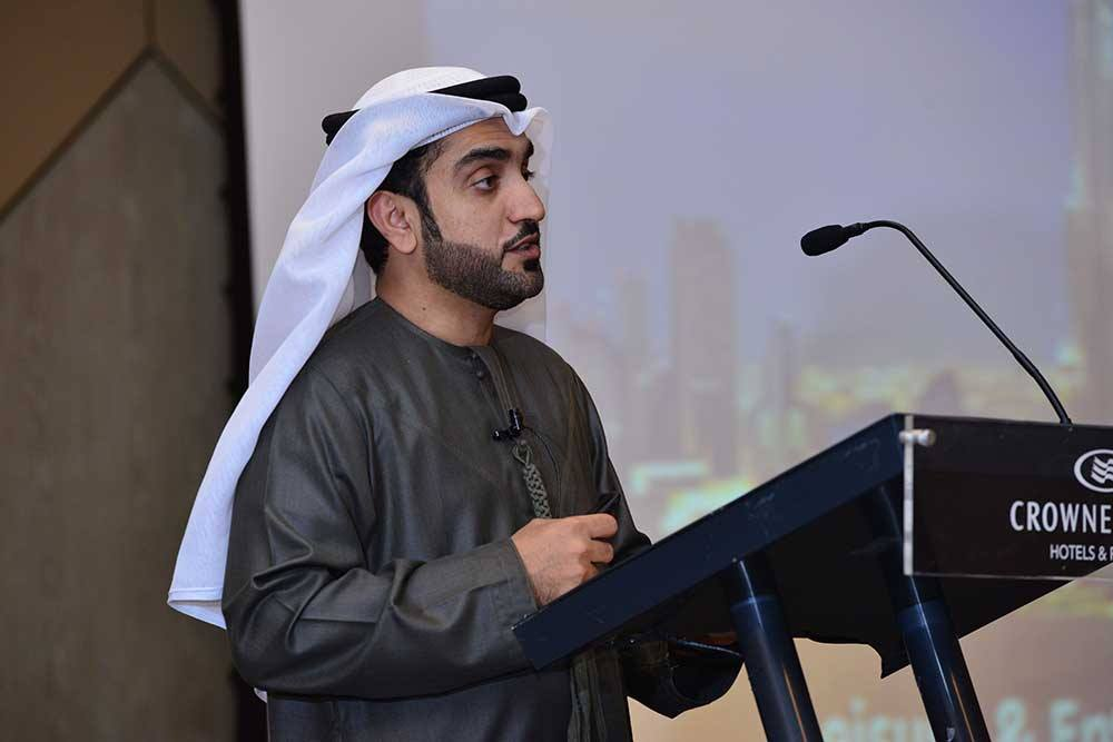 ahmad hussain bin essa ceo global village
