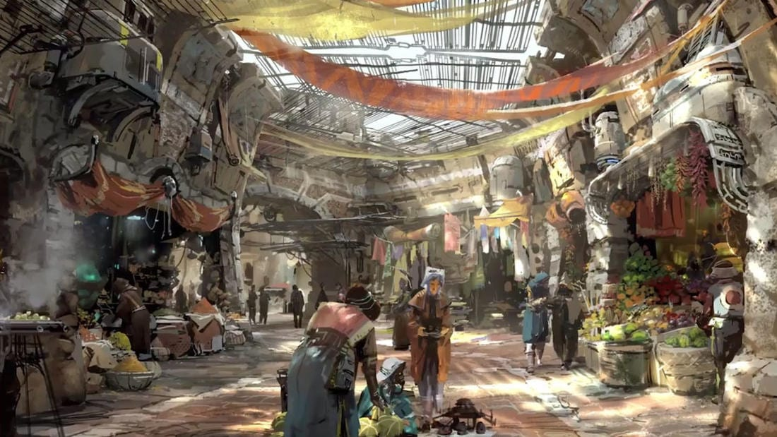 disney parks star wars renderings