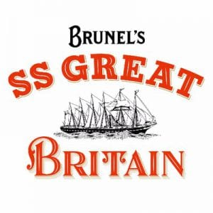 brunels ss great britain logo