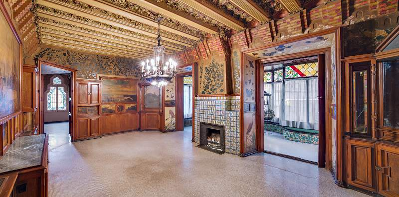 Early Gaudí masterpiece, Casa Vicens, to house new museum in Barcelona