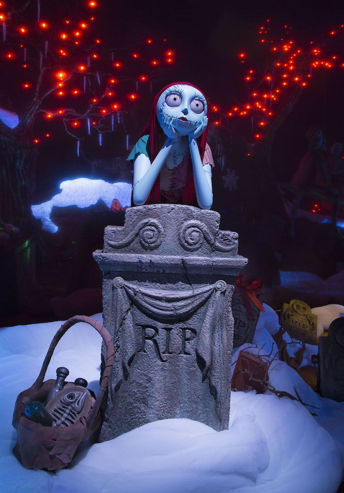haunted mansion character disney