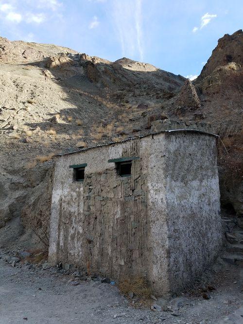 ecotourism outhouse