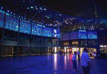Digital Projection lights up shopping experience at Dubai's City Walk